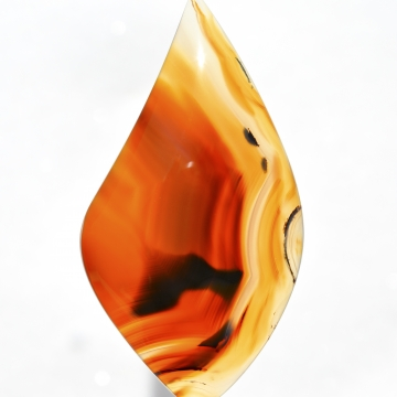 Natural Scenic Montana Agate Gemstone Cabochon By Lexx Stones 63 Carats